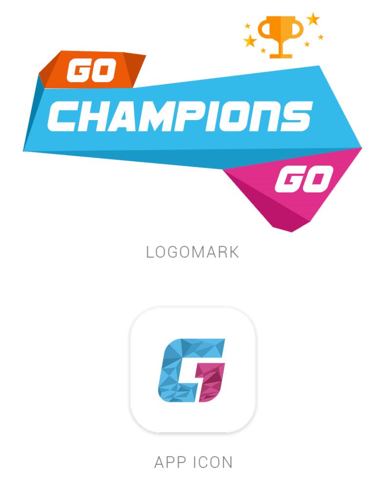 Fitness App Branding