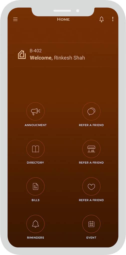 Residential Members App