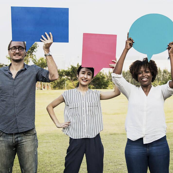 Social Engagement App UX/UI