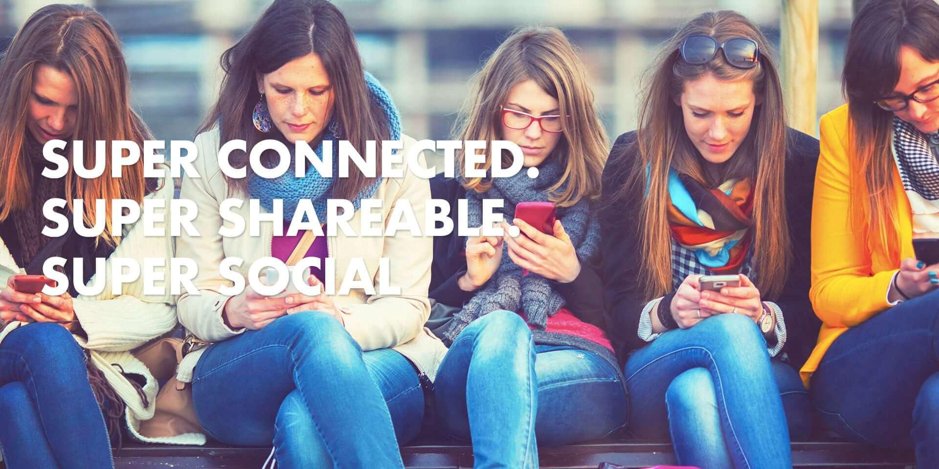 Social Engagement Influencer App
