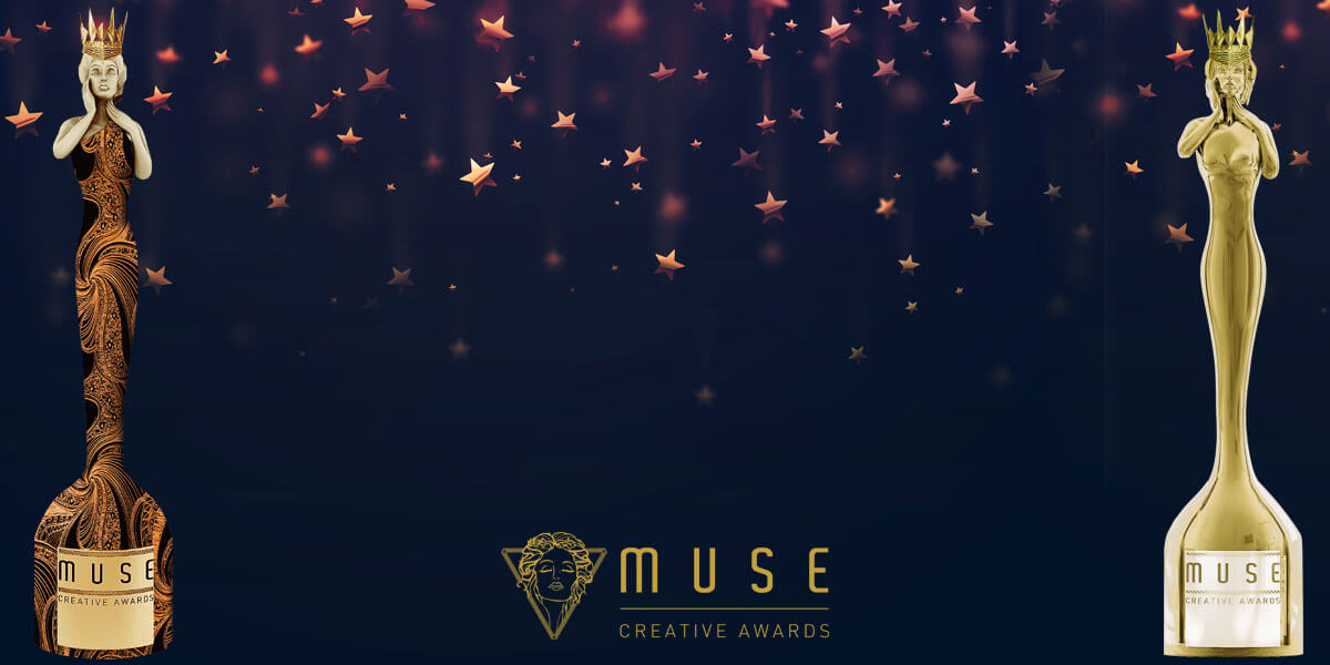 Roars wins a Platinum and Gold award at the Muse Awards 2019